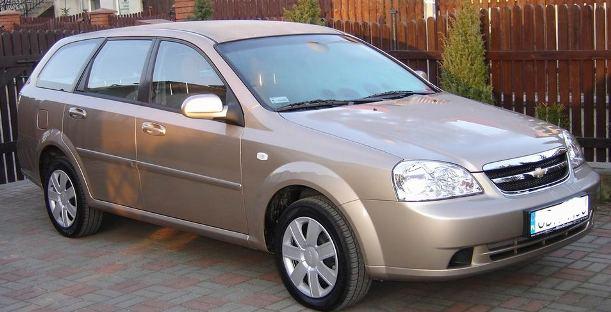 Klub Chevroleta Lacetti