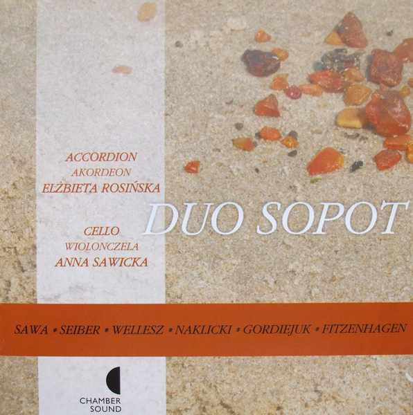 Okładka płyty: Duo Sopot